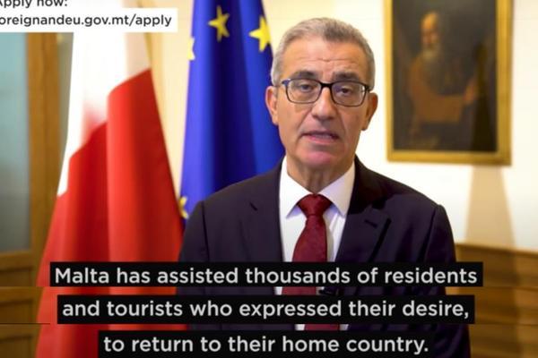 马耳他落实人道助援政策,资助外籍人士归乡